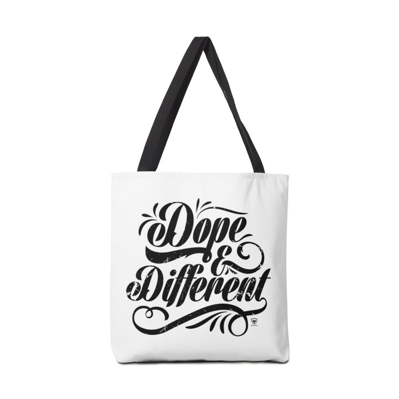 DOPE & DIFFERENT Accessories Bag by Buckeen