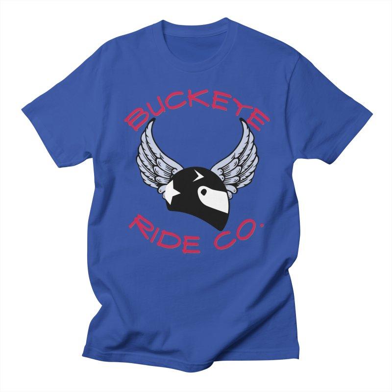 Buckeye Ride Co Men's T-Shirt by buckeyerideco's Artist Shop
