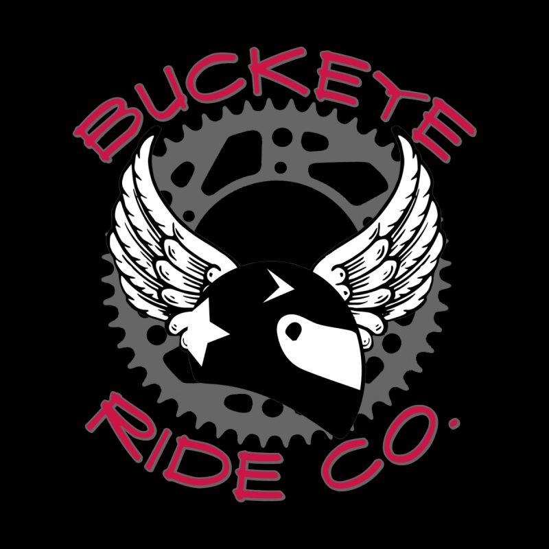 Buckeye Ride Co. Sprocket Men's T-Shirt by buckeyerideco's Artist Shop