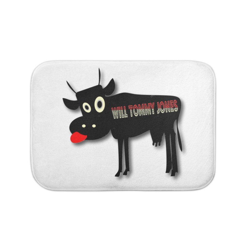 WTJ logo items Home Bath Mat by Will's Buckin' Stuff