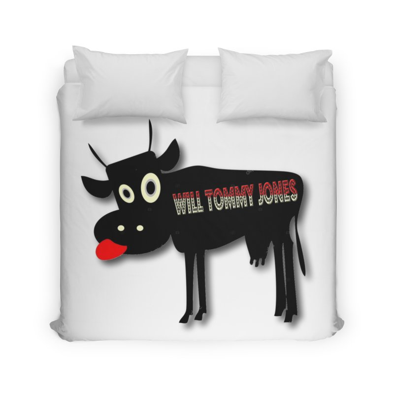 WTJ logo items Home Duvet by Will's Buckin' Stuff