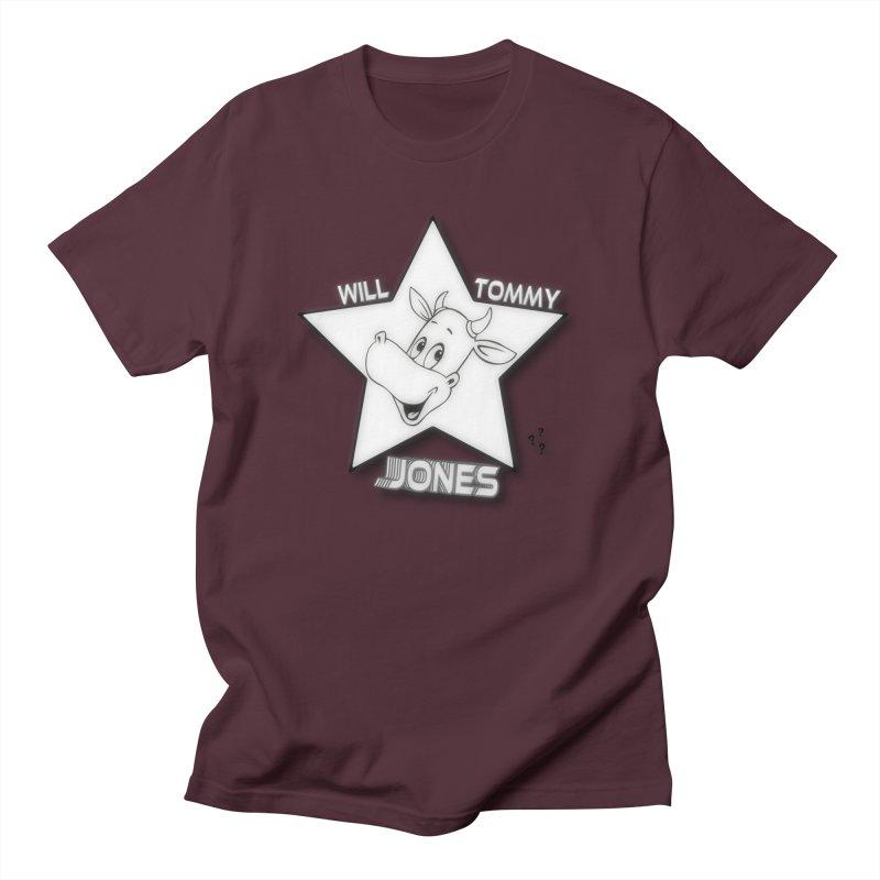 Will's Star products Men's T-Shirt by Will's Buckin' Stuff