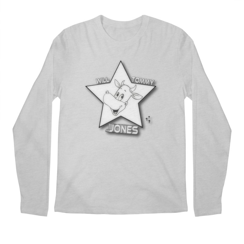 Will's Star products Men's Longsleeve T-Shirt by Will's Buckin' Stuff