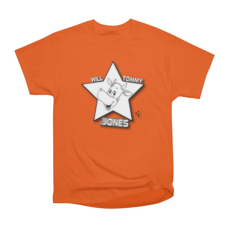 Will's Star products Men's T-Shirt by Will's Buckin' Stuff