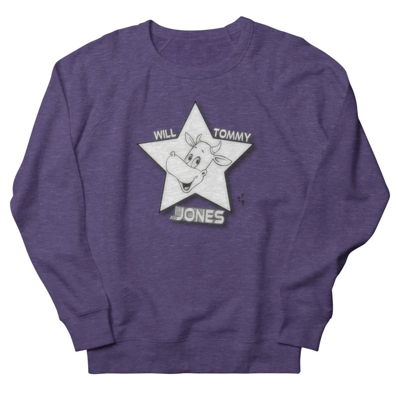 Will's Star products Men's Sweatshirt by Will's Buckin' Stuff