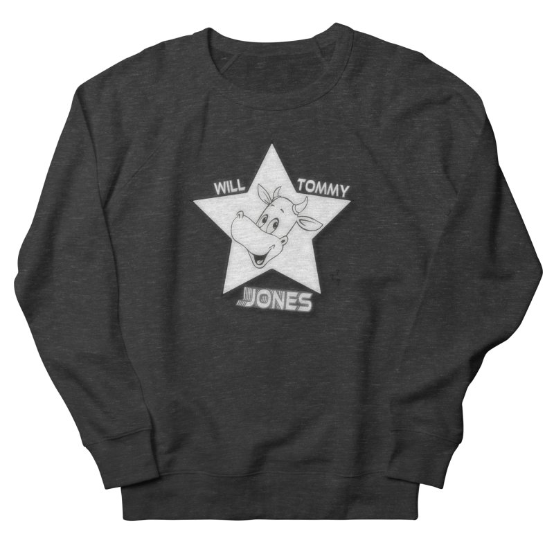 Will's Star products Men's French Terry Sweatshirt by Will's Buckin' Stuff