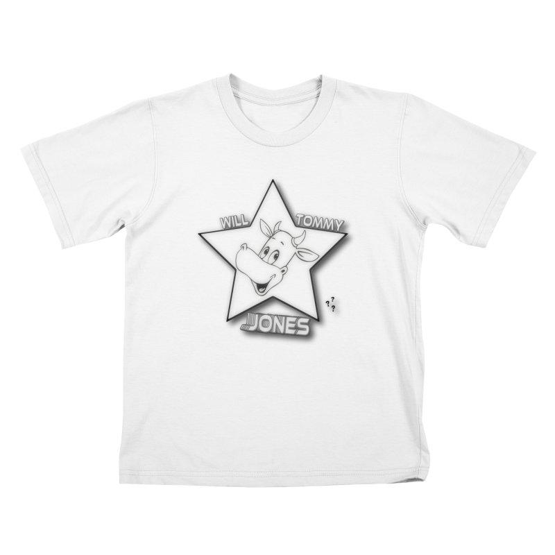 Will's Star products Kids T-Shirt by Will's Buckin' Stuff