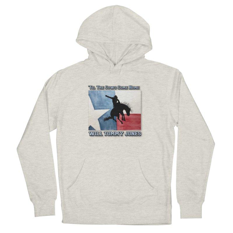 Will's Classic Hit Tee Men's Pullover Hoody by Will's Buckin' Stuff