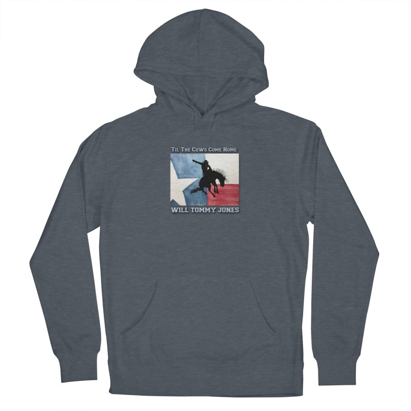 Will's Classic Hit Tee Women's Pullover Hoody by Will's Buckin' Stuff