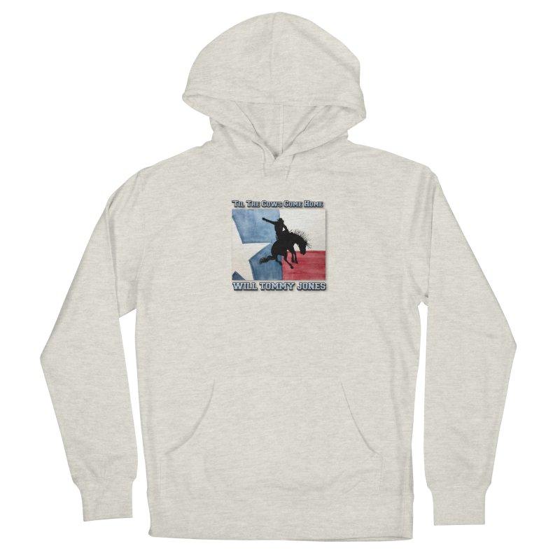 Will's Classic Hit Tee Women's Pullover Hoody by Will's Buckin' Stuff