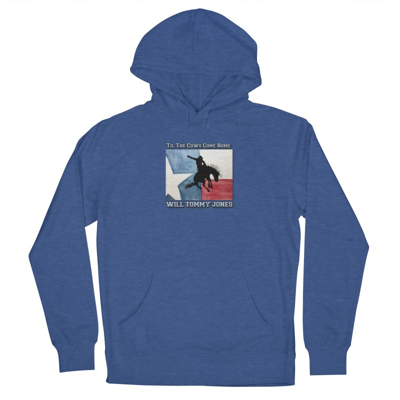 Will's Classic Hit Tee Men's Pullover Hoody by Will's Buckin' Stuff