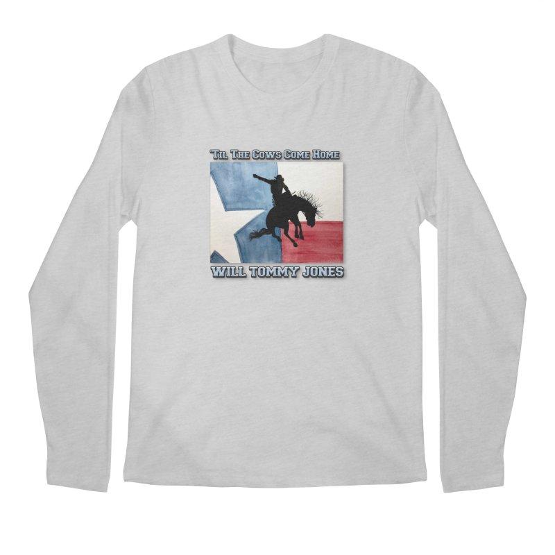 Will's Classic Hit Tee Men's Regular Longsleeve T-Shirt by Will's Buckin' Stuff