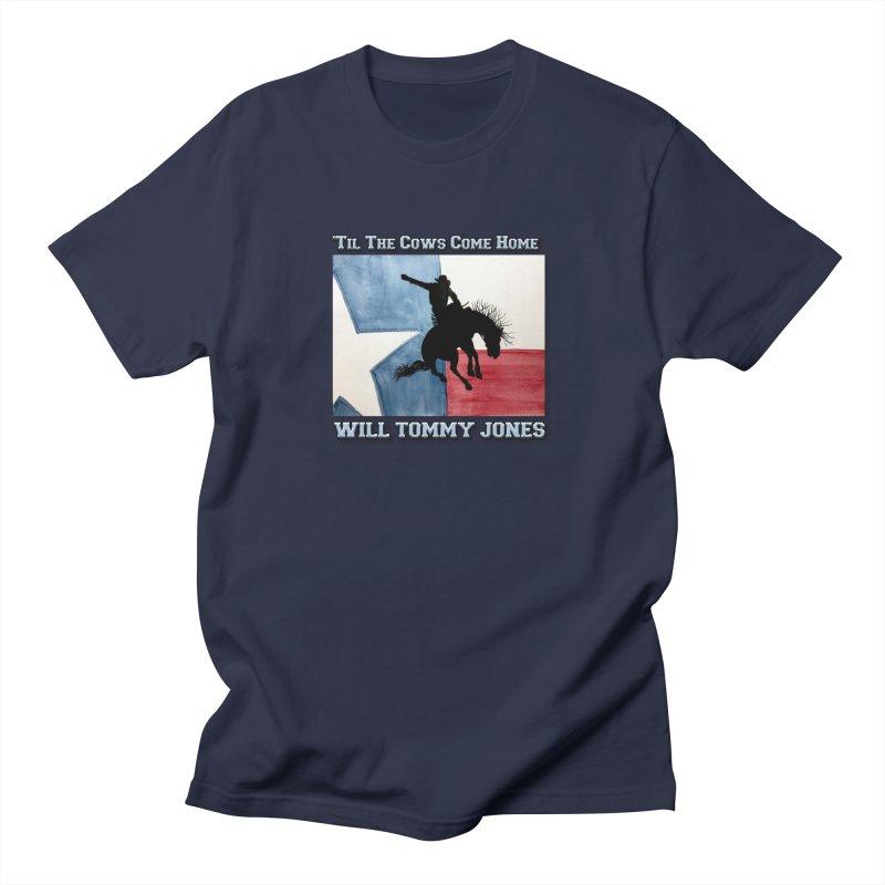 Will's Classic Hit Tee Men's T-Shirt by Will's Buckin' Stuff