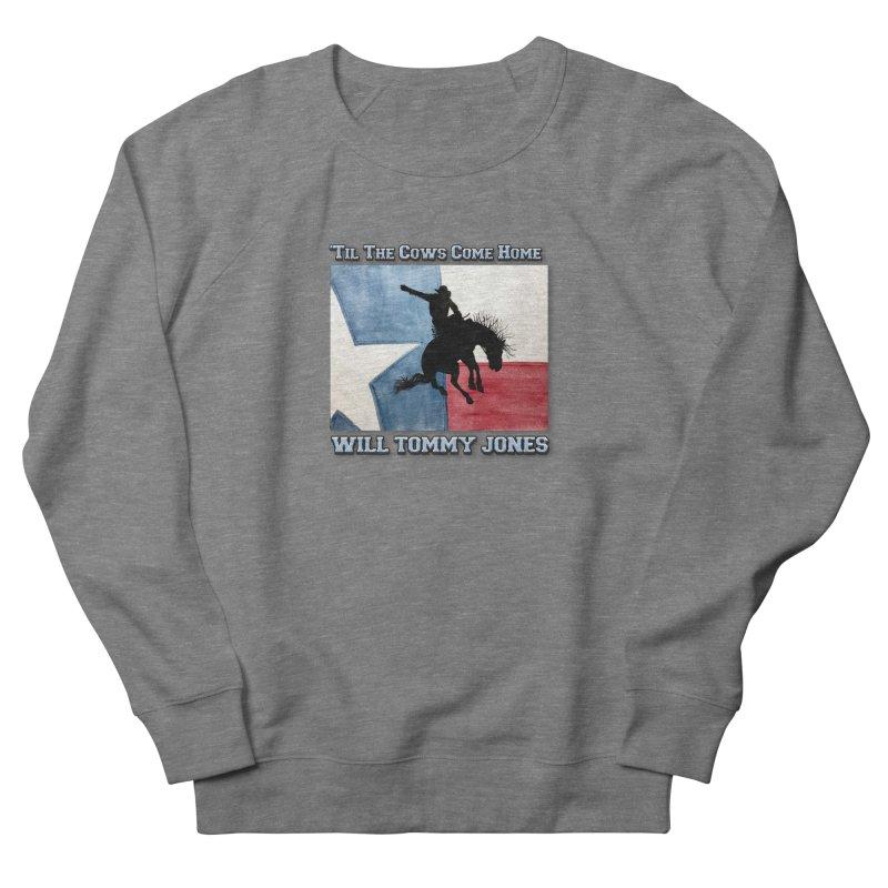 Will's Classic Hit Tee Women's French Terry Sweatshirt by Will's Buckin' Stuff
