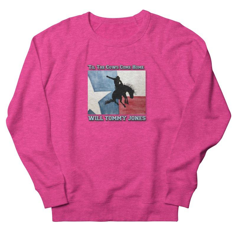 Will's Classic Hit Tee Men's French Terry Sweatshirt by Will's Buckin' Stuff