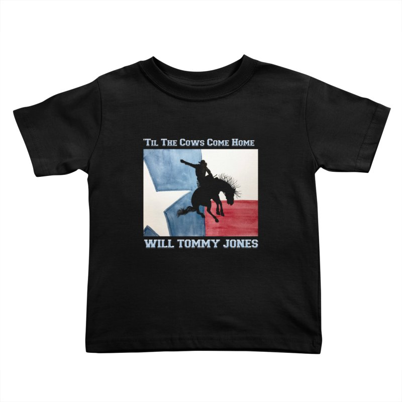 Will's Classic Hit Tee Kids Toddler T-Shirt by Will's Buckin' Stuff