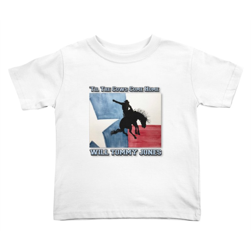 Will's Classic Hit Tee Kids Toddler T-Shirt by Will's Buckin' Stuff