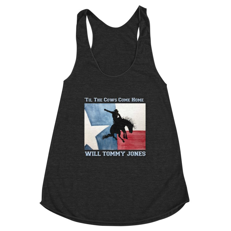 Will's Classic Hit Tee Women's Tank by Will's Buckin' Stuff
