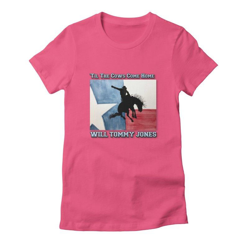 Will's Classic Hit Tee Women's T-Shirt by Will's Buckin' Stuff
