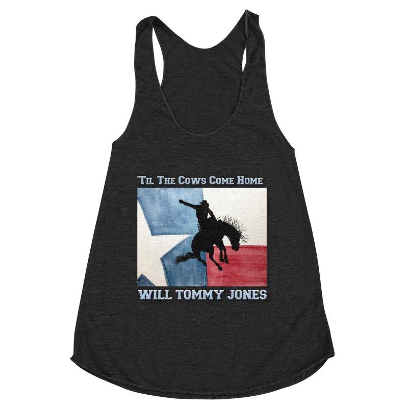 Will's Classic Hit Tee Women's Tank by Will's Buckin' Stuff
