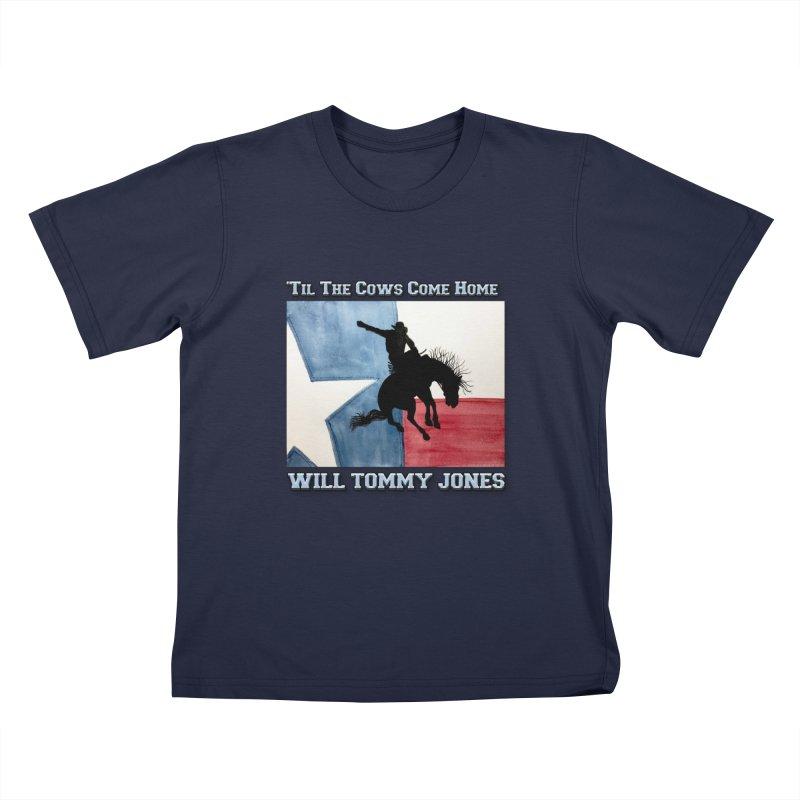 Will's Classic Hit Tee Kids T-Shirt by Will's Buckin' Stuff