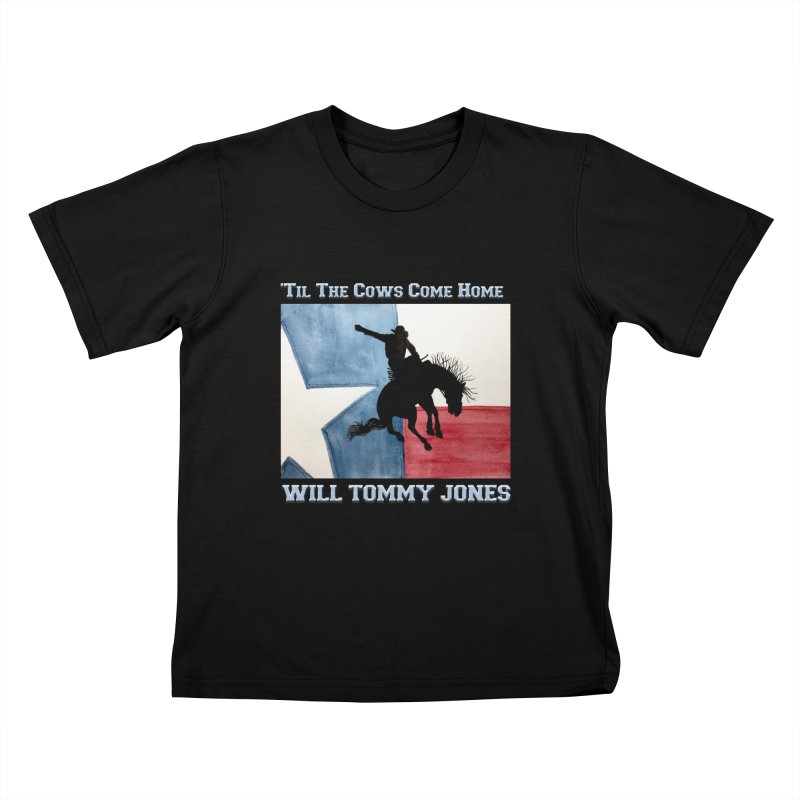 Will's Classic Hit Tee Kids T-Shirt by Will's Buckin' Stuff