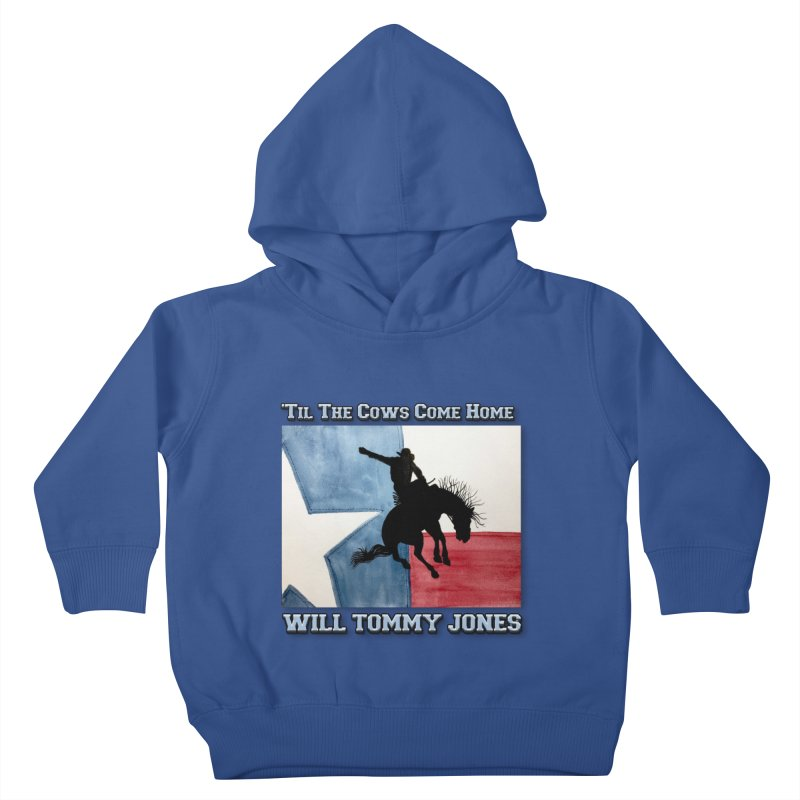 Will's Classic Hit Tee Kids Toddler Pullover Hoody by Will's Buckin' Stuff