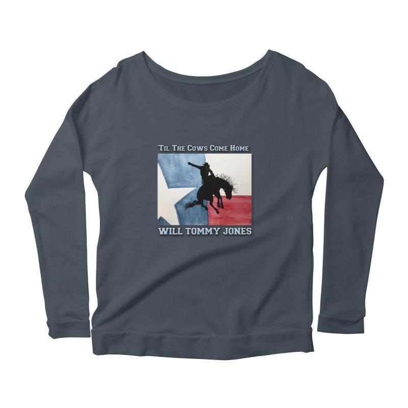 Will's Classic Hit Tee Women's Longsleeve T-Shirt by Will's Buckin' Stuff