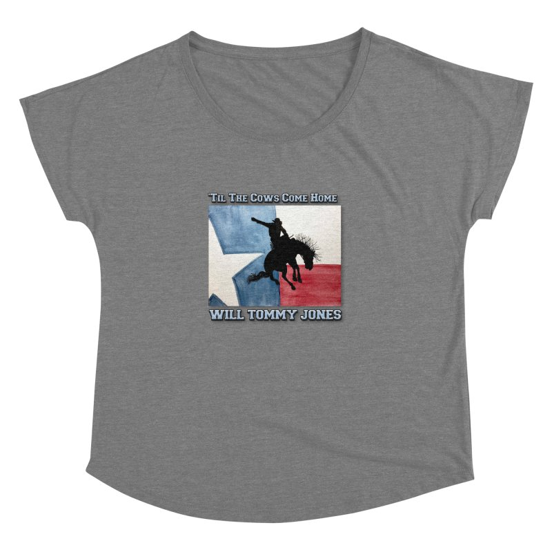 Women's None by Will's Buckin' Stuff