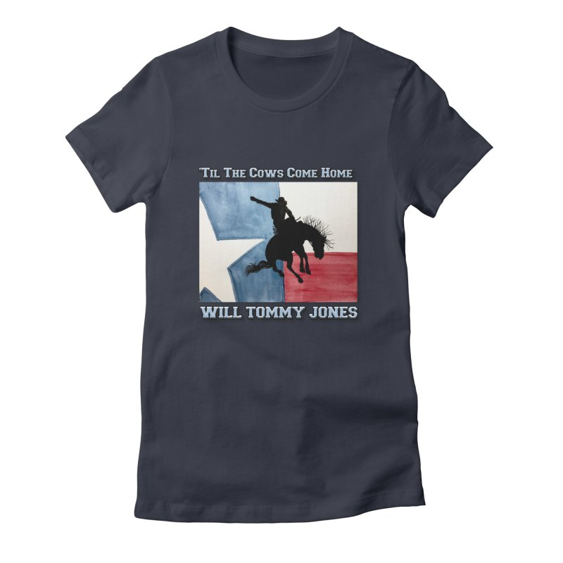 Will's Classic Hit Tee Women's T-Shirt by Will's Buckin' Stuff