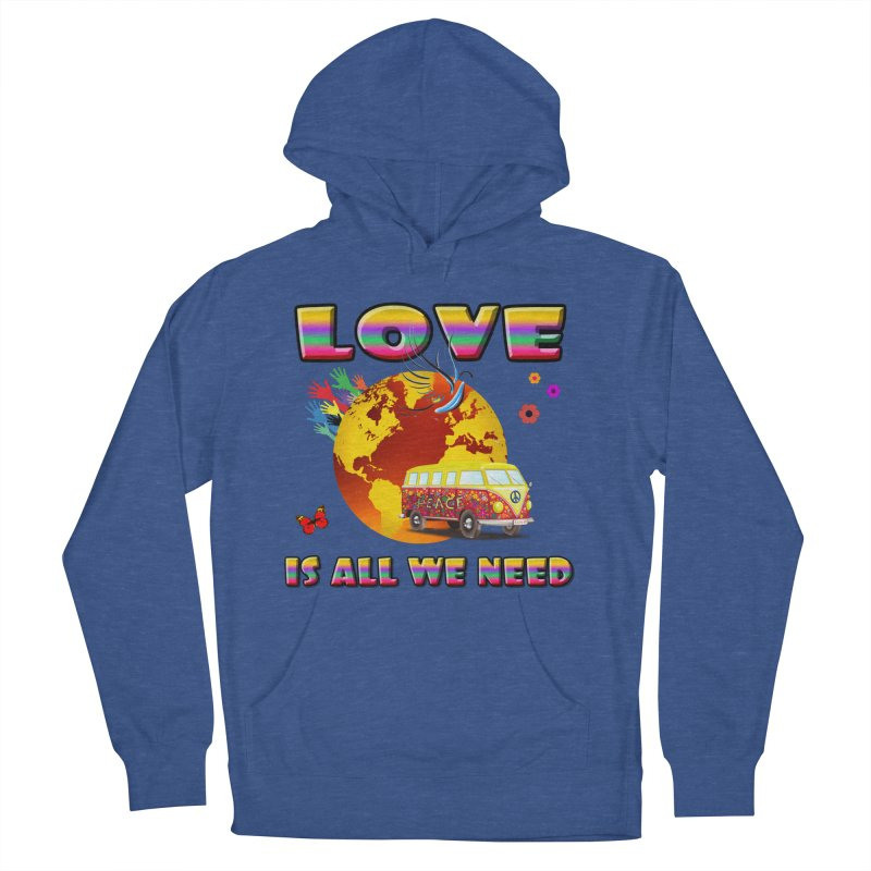 All We Need Women's Pullover Hoody by Will's Buckin' Stuff