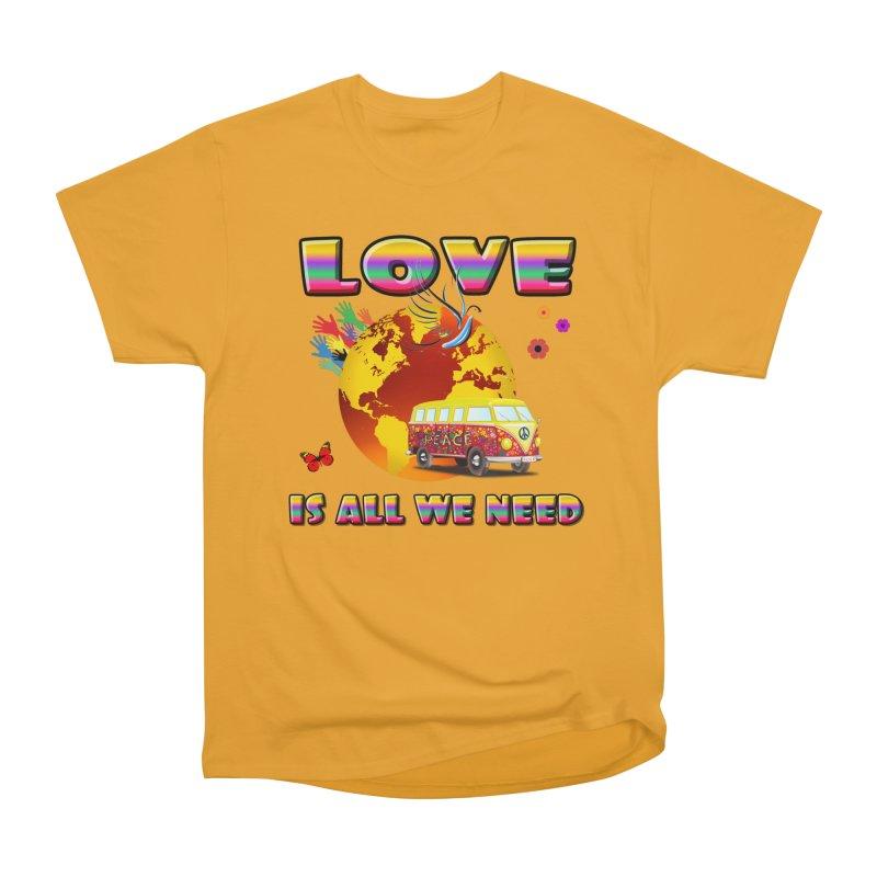 All We Need Women's T-Shirt by Will's Buckin' Stuff