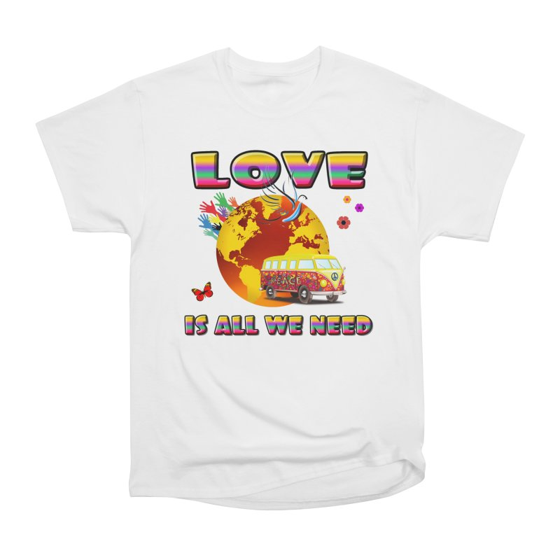 All We Need Women's T-Shirt by Will's Buckin' Stuff