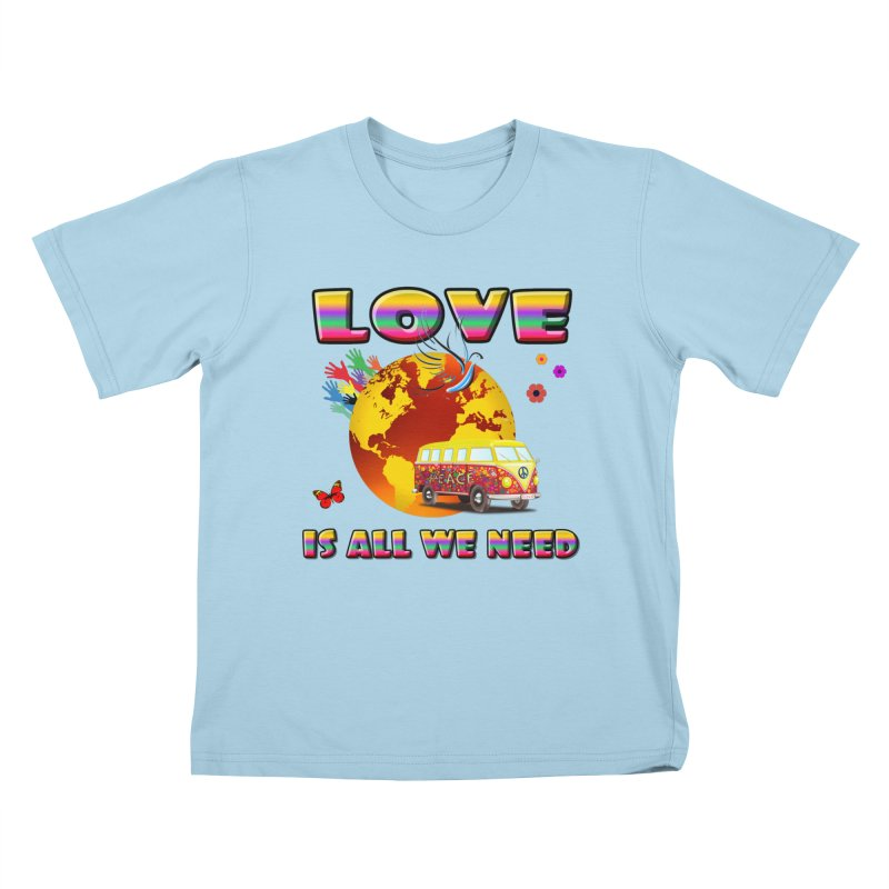 All We Need Kids T-Shirt by Will's Buckin' Stuff