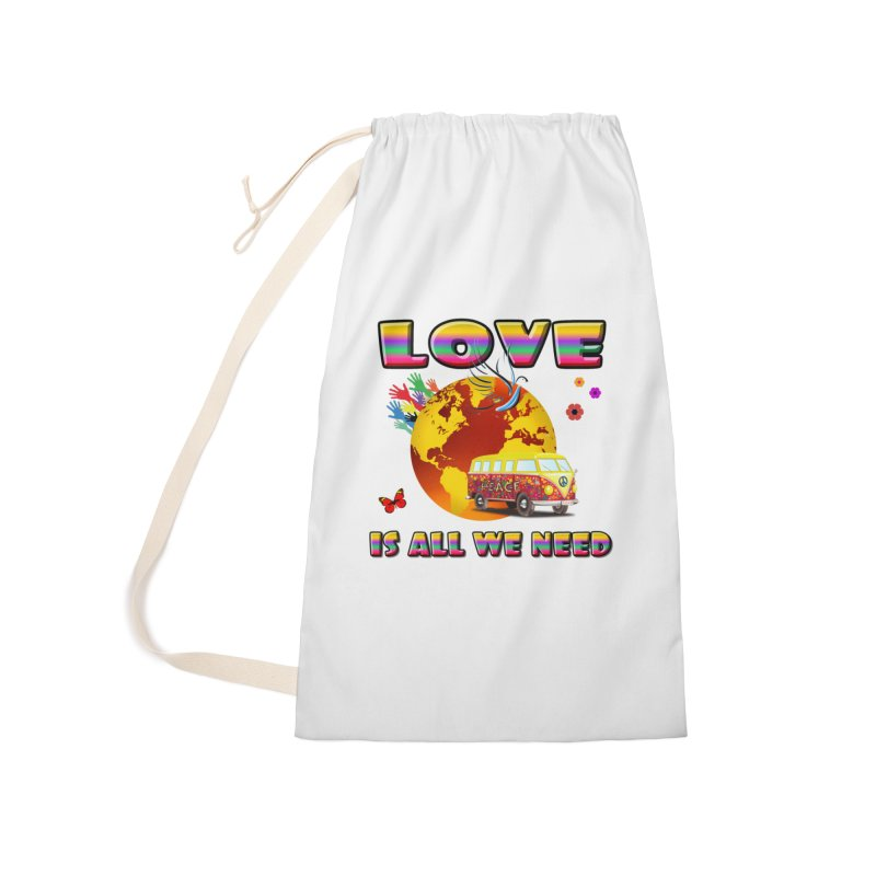 All We Need Accessories Laundry Bag Bag by Will's Buckin' Stuff