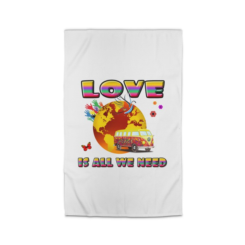 All We Need Home Rug by Will's Buckin' Stuff