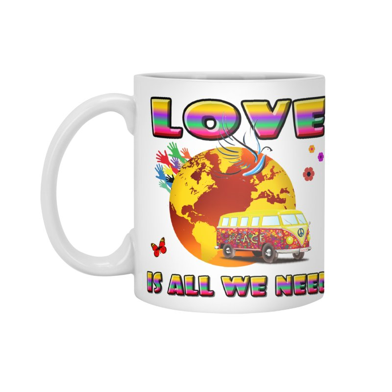 All We Need Accessories Standard Mug by Will's Buckin' Stuff
