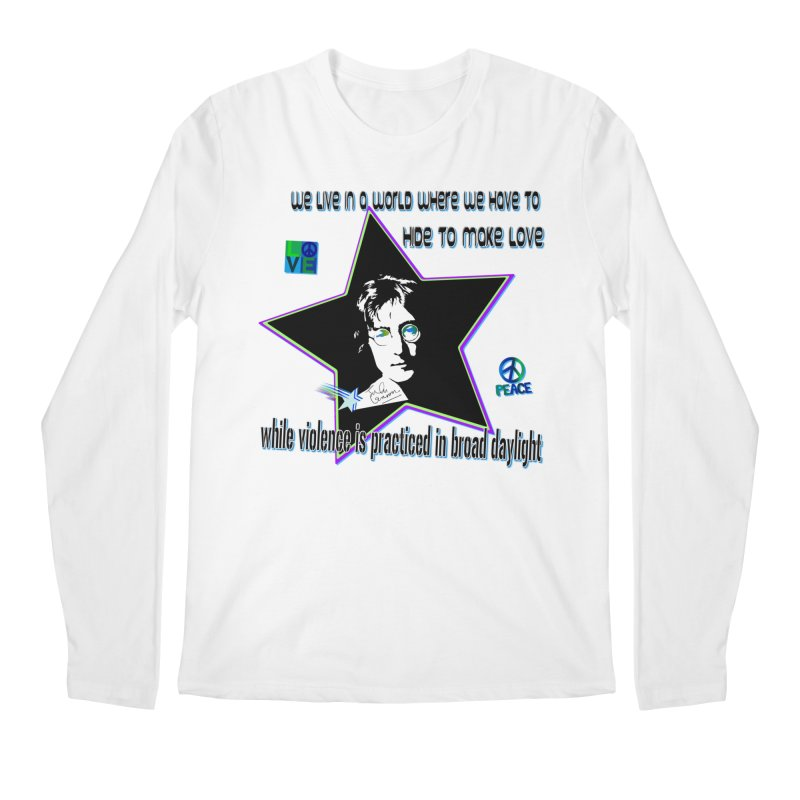 Get High and Die Men's Longsleeve T-Shirt by Will's Buckin' Stuff