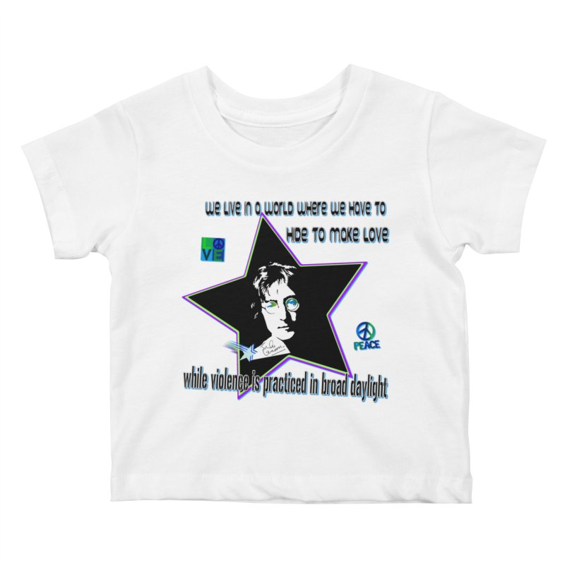 Get High and Die Kids Baby T-Shirt by Will's Buckin' Stuff