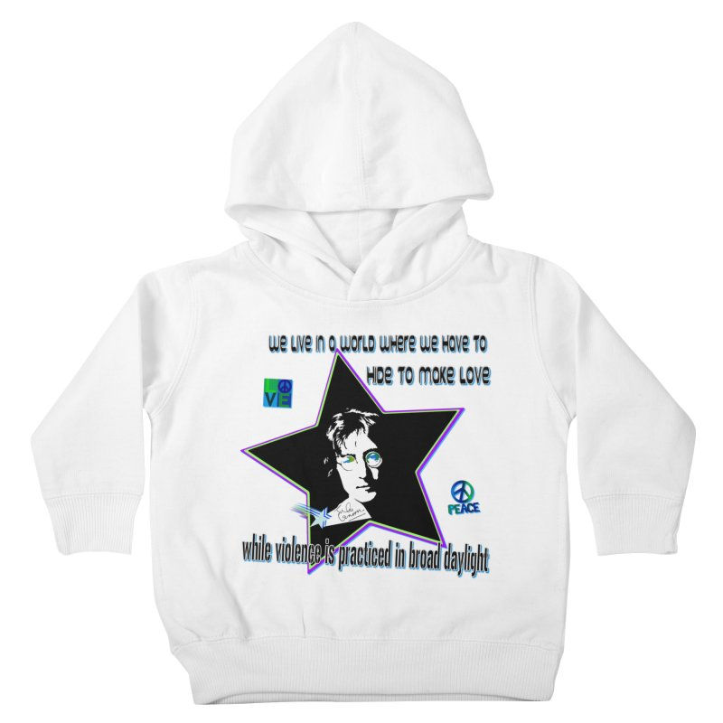 Get High and Die Kids Toddler Pullover Hoody by Will's Buckin' Stuff