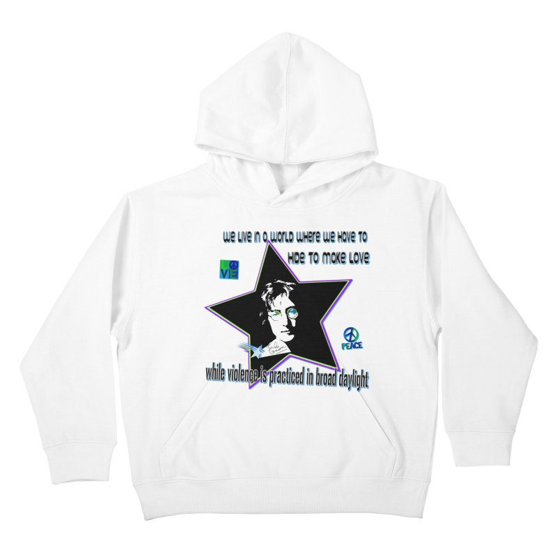 Get High and Die Kids Pullover Hoody by Will's Buckin' Stuff