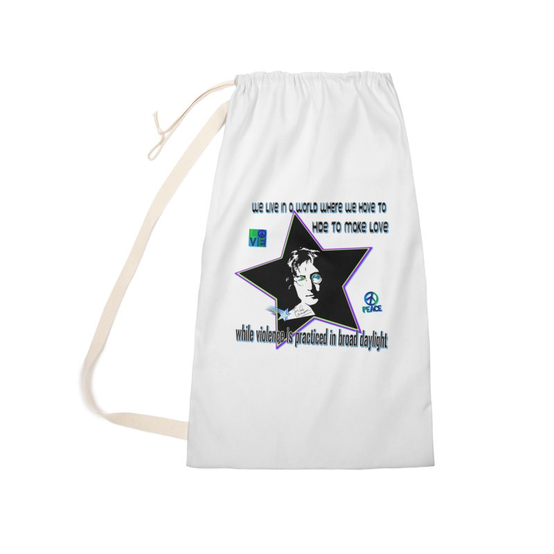 Get High and Die Accessories Laundry Bag Bag by Will's Buckin' Stuff
