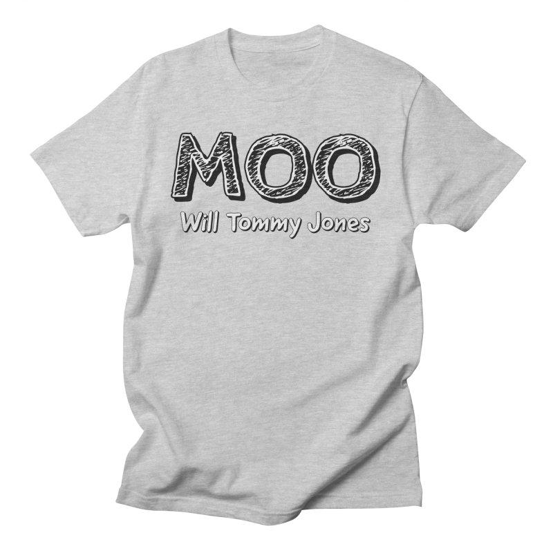MOO wtj Women's T-Shirt by Will's Buckin' Stuff