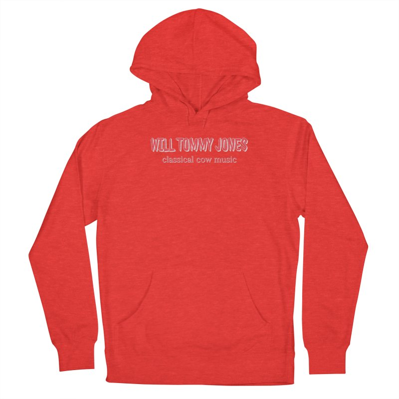 classical cow Men's Pullover Hoody by Will's Buckin' Stuff