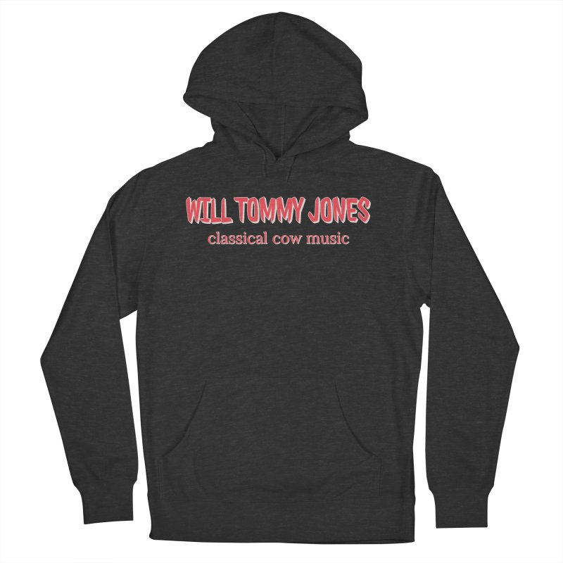 classical cow Women's French Terry Pullover Hoody by Will's Buckin' Stuff