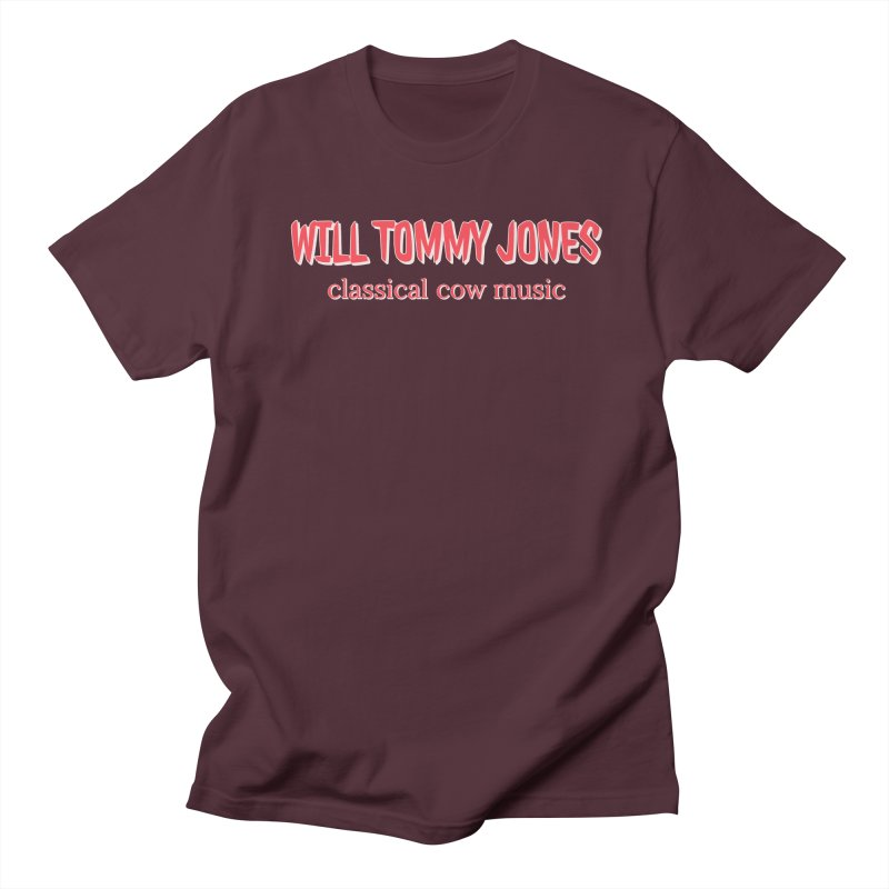 classical cow Women's T-Shirt by Will's Buckin' Stuff