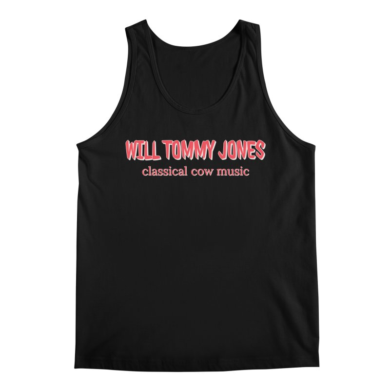classical cow Men's Tank by Will's Buckin' Stuff