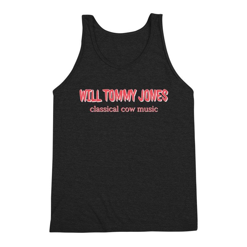 classical cow Men's Tank by Will's Buckin' Stuff