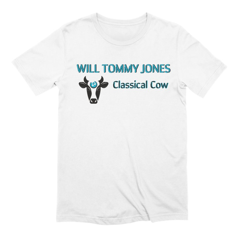 Classical Cow Tee Men's Extra Soft T-Shirt by Will's Buckin' Stuff
