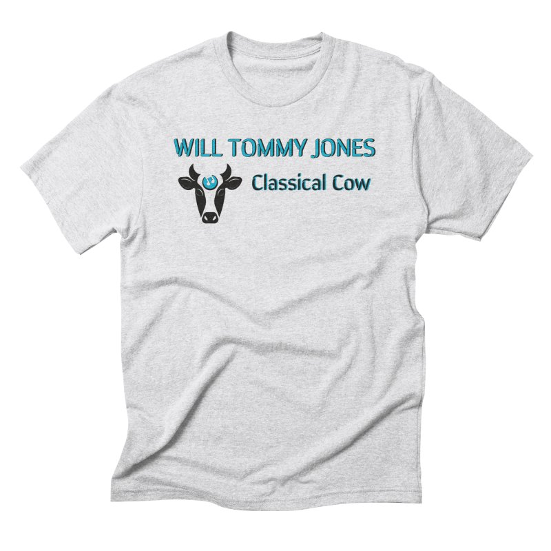 Classical Cow Tee Men's T-Shirt by Will's Buckin' Stuff